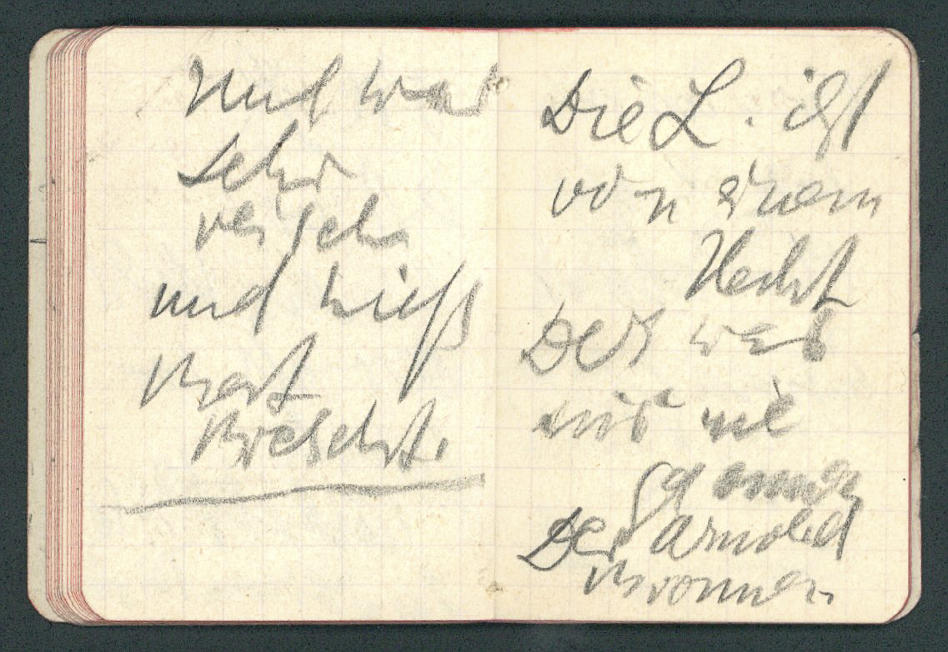 Notebook 1937